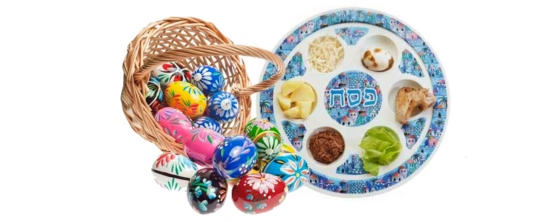 What the Jewish Passover and the Christian Easter have in